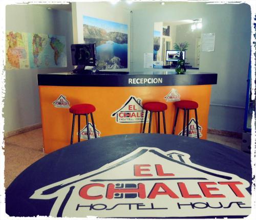 酒店图片: El Chalet Hostel House, San Rafael