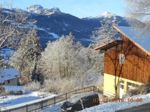 Hotellikuvia: Ferienhaus Tillian, Hermagor