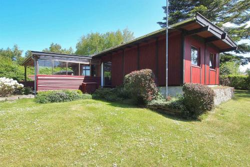 Hotel Pictures: Melbye Holiday Home 732, Hågendrup
