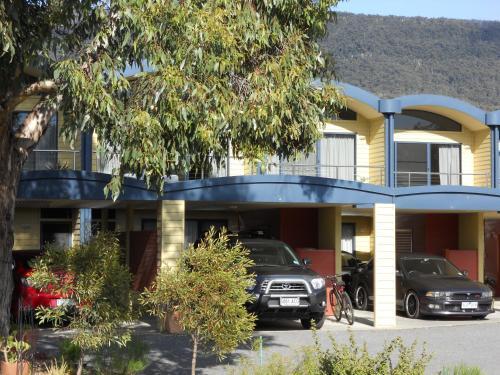 酒店图片: Halls Gap Escape, 霍尔斯加普