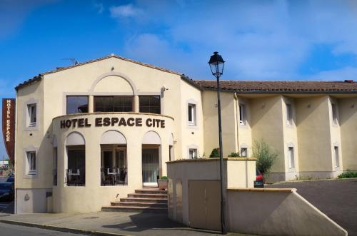 Hotel Pictures: Hotel Espace Cite, Carcassonne