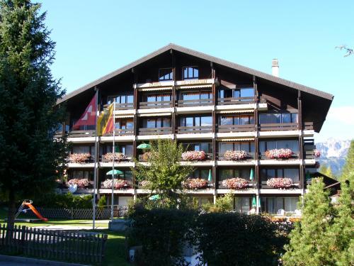 Hotel Sternen Lenk