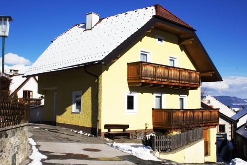 Zdjęcia hotelu: Haus Schöne Aussicht, Mauterndorf