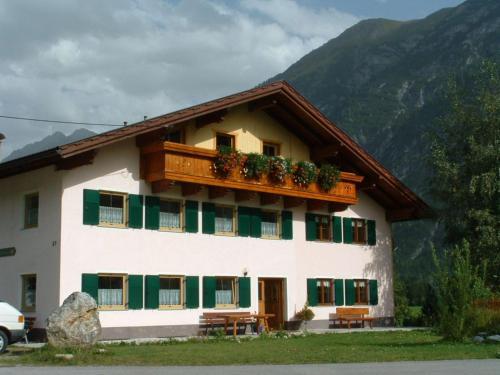 Fotografie hotelů: Haus Dietmar, Holzgau