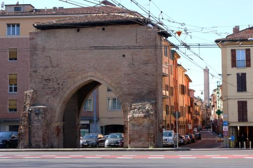 Scaccomatto bologna ein guide michelin restaurant - Porta san vitale bologna ...