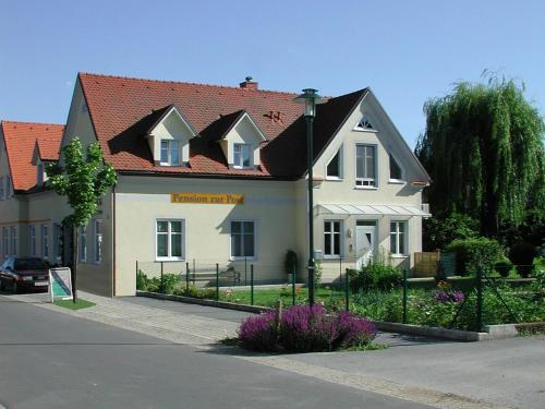Foto Hotel: Pension zur Post, Bad Blumau