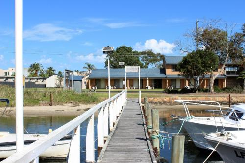 Fotos do Hotel: Lakeside Motel Waterfront, Lakes Entrance