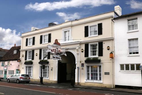 Hotel Pictures: Best Western Red Lion Hotel, Salisbury