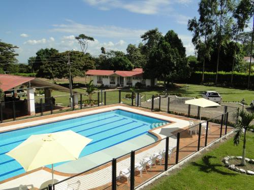 Hotel Pictures: Hotel Campestre Acuarela, Restrepo