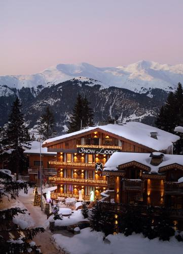 Hotel Pictures: Snow Lodge Boutique Hotel, Courchevel