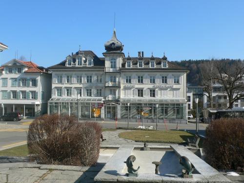Hotel Pictures: Apparthotel Krone 1, Heiden