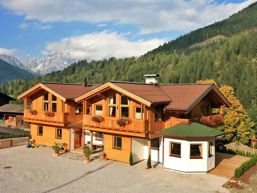 Hotel Pictures: Fichte 1, Forstau