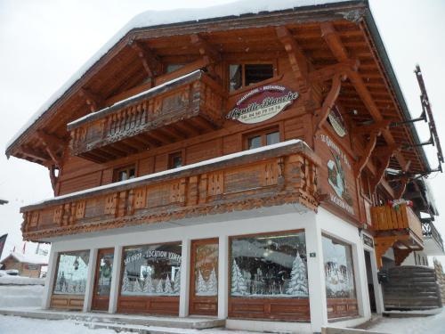 Chalet Hotel Aiguille Blanche Les Gets