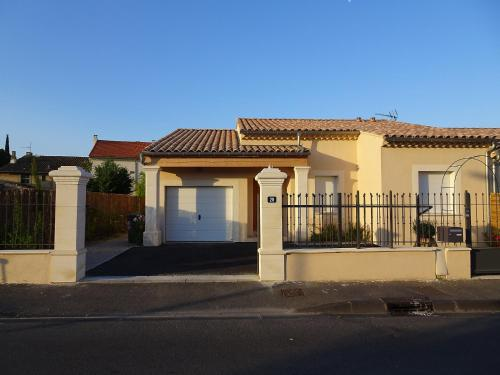 Holiday Home Bouton d'Or