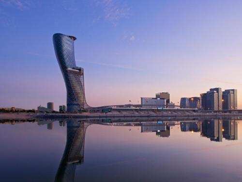Hotel Pictures: Hyatt Capital Gate Abu Dhabi, Abu Dhabi