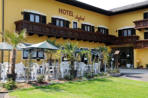 Fotografie hotelů: Hotel Siegfried, Reifnitz