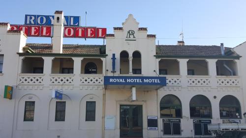 Hotelfoto's: Royal Hotel Tenterfield, Tenterfield