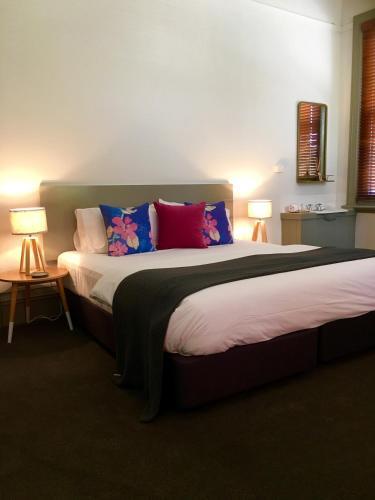 酒店图片: Healesville Hotel, 希尔斯维尔