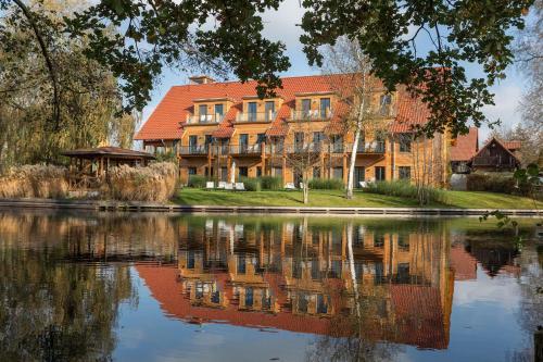 Hotel Strandhaus - Zimmer & Suiten im Spreewald