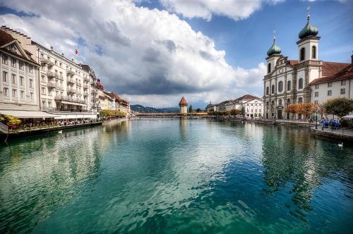 Hotel Pictures: Boutique Hotel Weisses Kreuz, Luzern