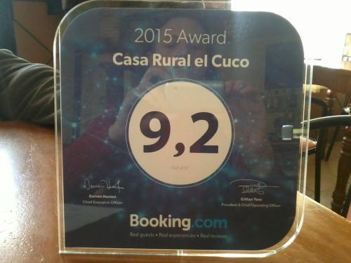 Hotel Pictures: Casa Rural el Cuco, Ribatajadilla