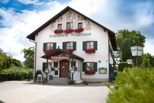 Hotel Pictures: , Hechendorf am Pilsensee