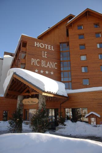 Hotel Pictures: Le Pic Blanc, LAlpe-dHuez