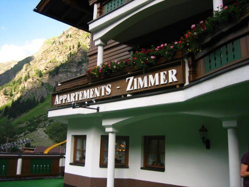 Fotos de l'hotel: Pension Alpin, Sankt Leonhard im Pitztal
