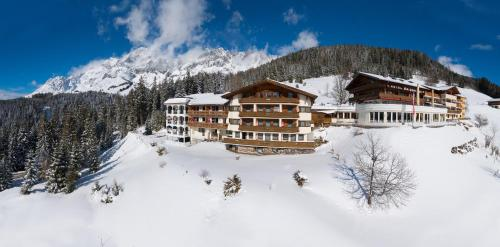 ホテル写真: Hotel Bergheimat, Mühlbach am Hochkönig
