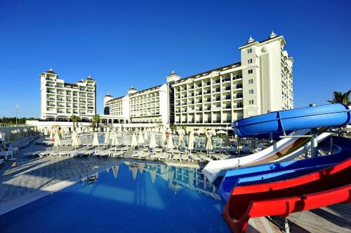 Lake River Side Hotel Spa Manavgat Antalya Turkei