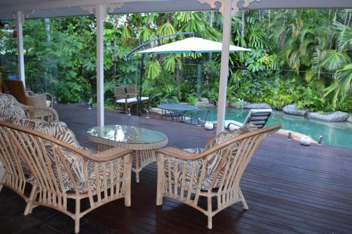 Fotografie hotelů: South Pacific Bed & Breakfast, Clifton Beach