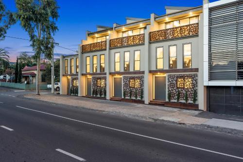 ホテル写真: Arts on View CBD apartments, Bendigo