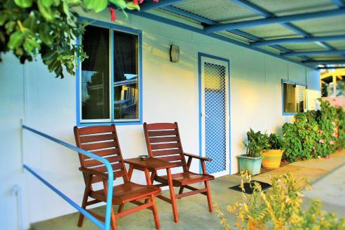 Zdjęcia hotelu: Baudin Beach Apartments, Baudin Beach