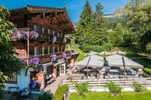 Hotel Pictures: Landhotel Vordergrub, Kitzbühel