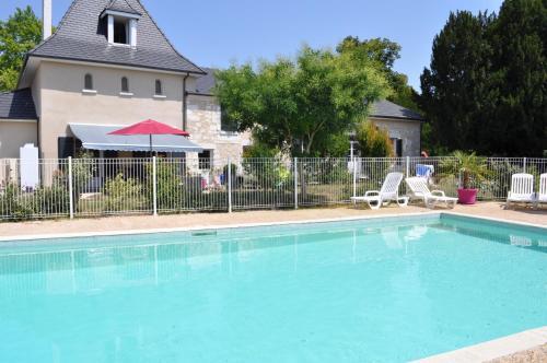 Hotel Pictures: Camping Brantome Dordogne Puynadal, Brantôme