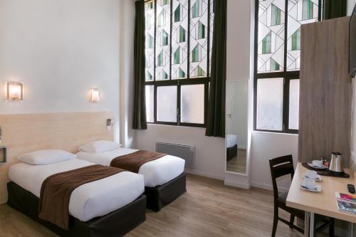 Qualys-Hotel Nancy centre