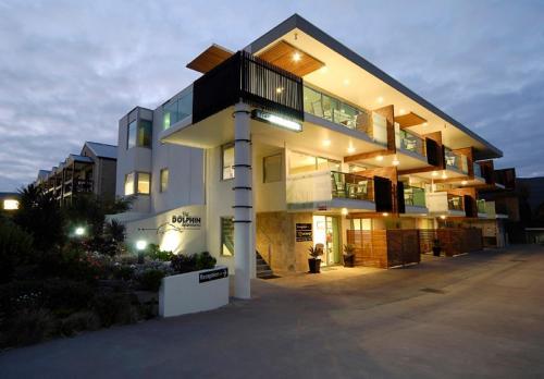 Foto Hotel: The Dolphin Apartments, Apollo Bay