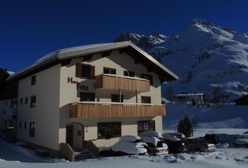 Hotelbilder: Haus Fritz, Warth am Arlberg