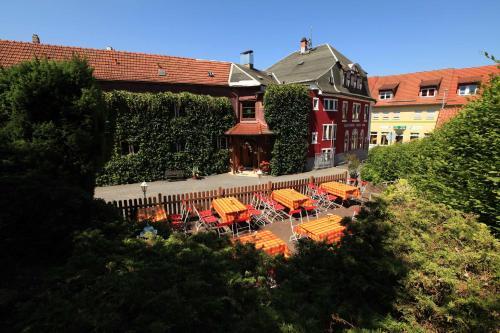 Hotel Pictures: Hotel Stadt Suhl, Zella-Mehlis