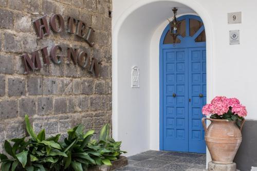 Penisola sorrentina hotel convenienti for Hotel mignon meuble