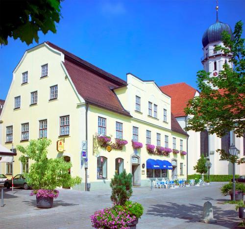 Hotel Pictures: Hotel Alte Post, Schongau