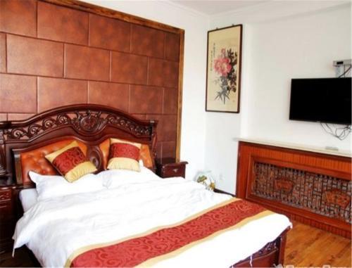 Hotel Pictures: Qingdao Yuehai Villa Seaview Holiday Hotel, Qingdao