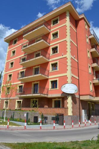 Aparthotel Ovidiu Mamaia
