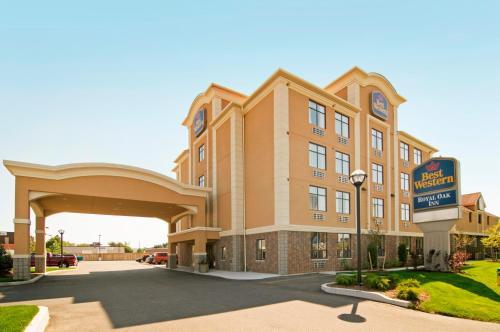 Hotel Pictures: Best Western Royal Oak Inn, Barrie