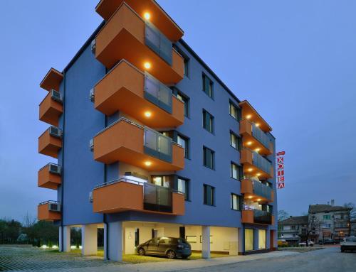 ホテル写真: Apart Hotel Hello Hissar, ヒサリャ