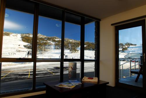 Hotelbilleder: Mountain View Chalet at Heidi's, Perisher Valley