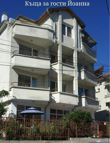 Zdjęcia hotelu: Guest House Ioanna, Obzor