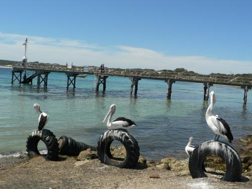 Zdjęcia hotelu: Fareview Beach House, Emu Bay