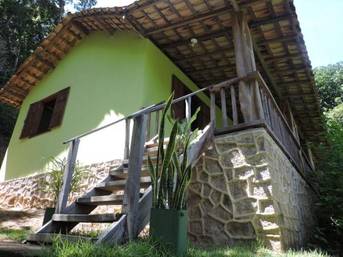 Casa Verde Musgo