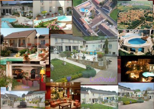Hotel Pictures: Lud'Hôtel, Savigny-lès-Beaune